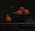 Stilleven met minneolas en zwart kommetje, 32x28cm, 2016.